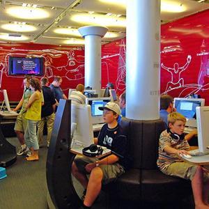 Интернет-кафе Сургута