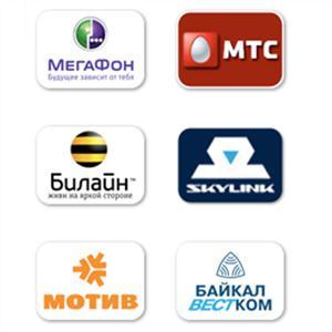 Операторы сотовой связи Сургута
