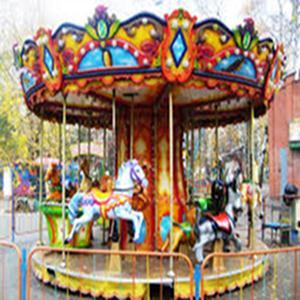 Парки культуры и отдыха Сургута