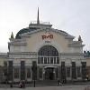 Железнодорожные вокзалы в Сургуте