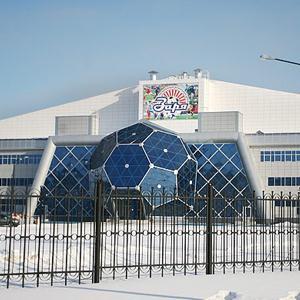 Спортивные комплексы Сургута