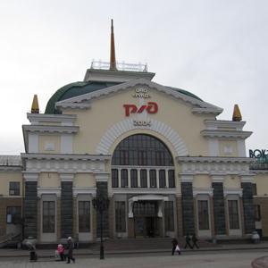 Железнодорожные вокзалы Сургута